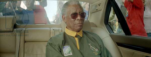 Invictus: INVICTUS, Morgan Freeman as Nelson Mandela, 2009. ©Warner Bros./courtesy Everett Collection