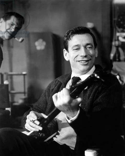 Ma Geisha: MY GEISHA, Bob Cummings, Yves Montand, 1962