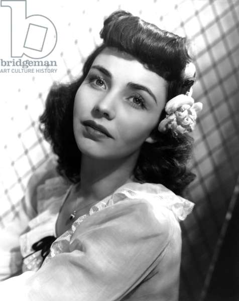 Jennifer Jones: Jennifer Jones, 1940s