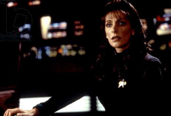 STAR TREK: FIRST CONTACT, Marina Sirtis, 1996, (c)Paramount/courtesy Everett Collection