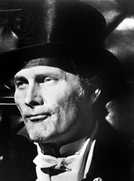DR. JEKYLL AND MR. HYDE, Jack Palance, 1968