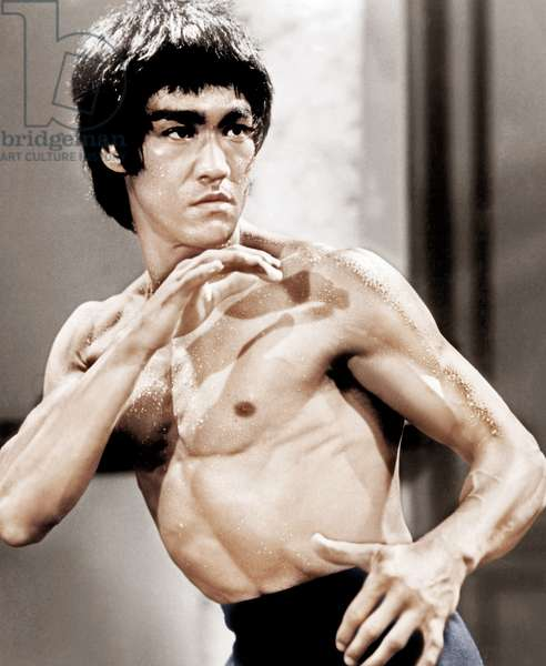 Operation Dragon: ENTER THE DRAGON, Bruce Lee, 1973