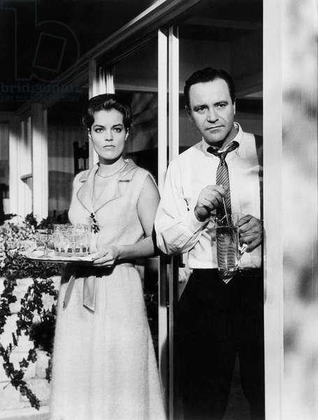 GOOD NEIGHBOR SAM, Romy Schneider, Jack Lemmon, 1964