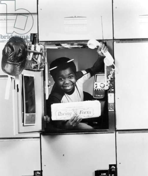 ON THE RIGHT TRACK, Gary Coleman, 1981. TM & Copyright ©20th Century Fox Film Corp. All rights reserved./Courtesy Everett Collection