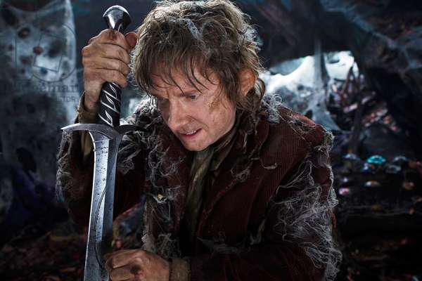 Le Hobbit: Le Voyage Inattendu: THE HOBBIT: AN UNEXPECTED JOURNEY, Martin Freeman, 2012. ph: Mark Pokorny/©Warner Bros. Pictures/Courtesy Everett Collection