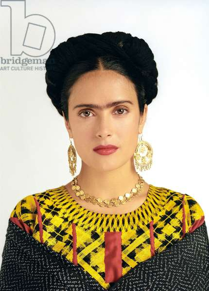 Frida: FRIDA, Salma Hayek (as Frida Kahlo), 2002, ©Miramax Films/courtesy Everett Collection