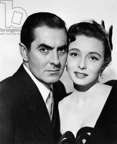 DIPLOMATIC COURIER, Tyrone Power, Patricia Neal, 1952, ©20th Century Fox Film, TM & Copyright /Courtesy Everett Collection