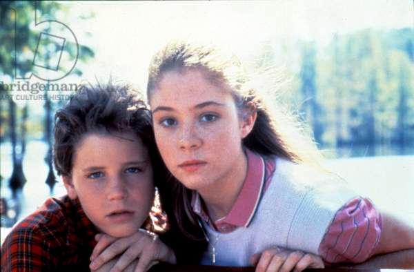 SILVER BULLET, Corey Haim, Megan Follows, 1985