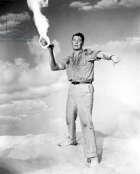 TROPIC ZONE, Ronald Reagan, 1953