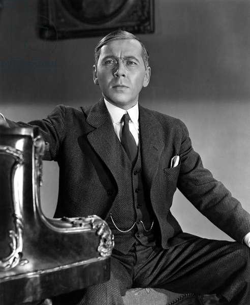 WILSON: WILSON, Alexander Knox, 1944, TM & Copyright (c) 20th Century Fox Film Corp. All rights reserved.