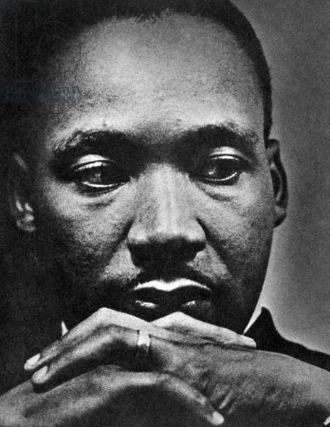 Rev. Martin Luther King Jr. (1929-1968)