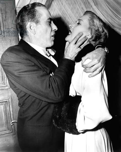 In a Lonely Place, Humphrey Bogart, Gloria Grahame, 1950