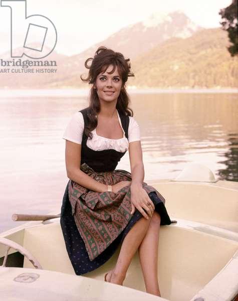 Natalie Wood, 1960s.
