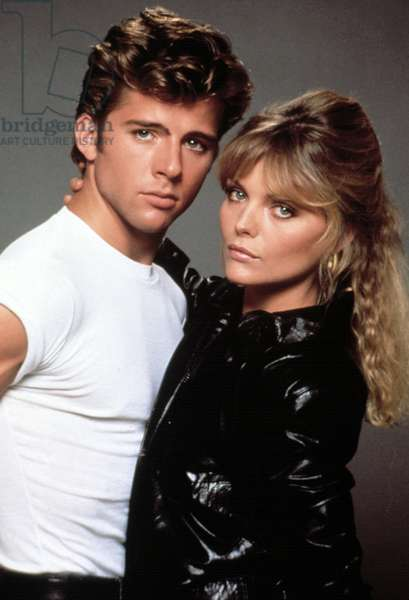 GREASE 2, Maxwell Caulfield, Michelle Pfeiffer, 1982