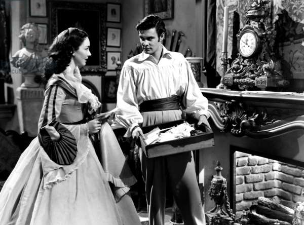 Madame Bovary: MADAME BOVARY, Jennifer Jones, Louis Jourdan, 1949