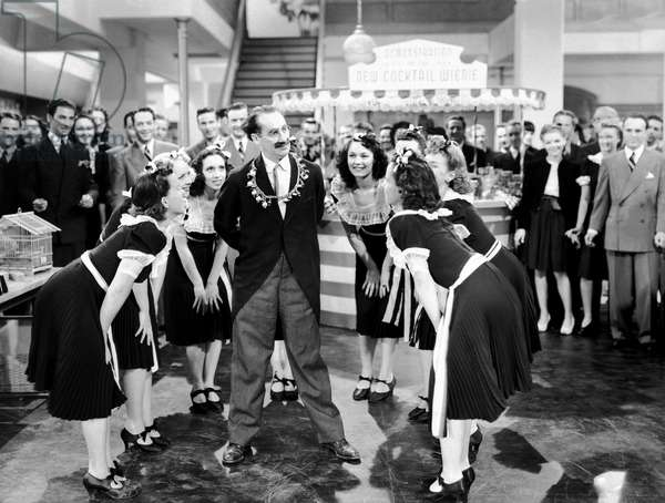 THE BIG STORE, Groucho Marx, 1941