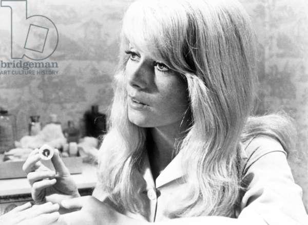 REPULSION, Catherine Deneuve, 1965