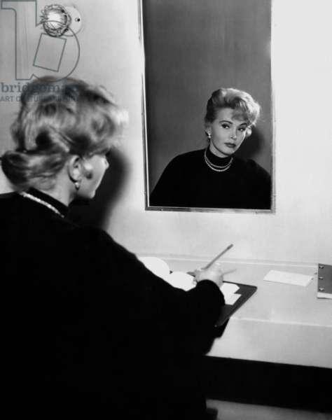Zsa Zsa Gabor, 1957: Zsa Zsa Gabor, 1957
