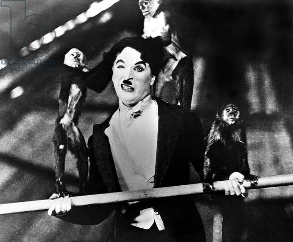 CIRCUS, THE, Charlie Chaplin, 1928
