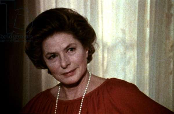 AUTUMN SONATA, Ingrid Bergman, 1978