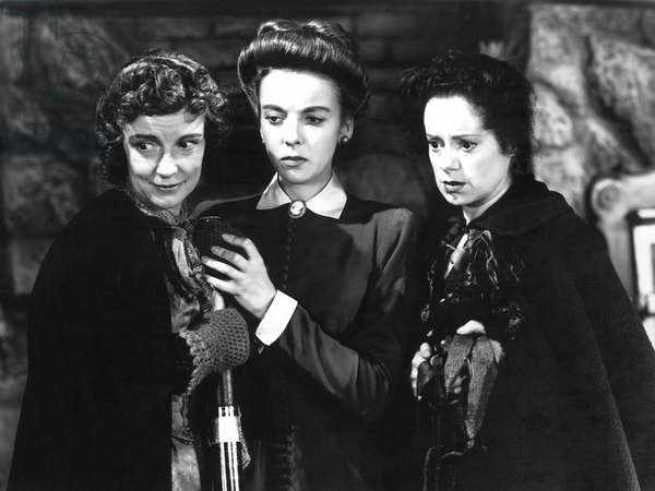 Ladies in RetirementT: LADIES IN RETIREMENT, Edith Barrett, Ida Lupino, Elsa Lanchester, 1941
