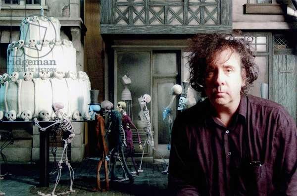 Tim Burton: THE CORPSE BRIDE, 2005, (c) Warner Brothers/courtesy Everett Collection