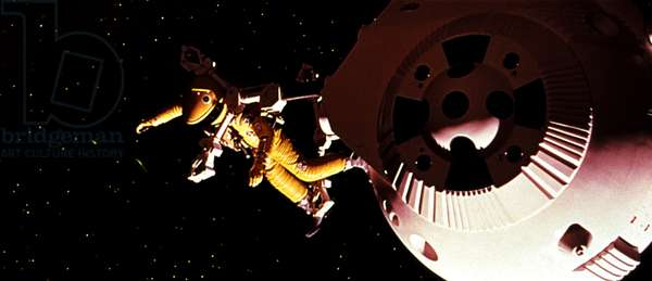 2001: A SPACE ODYSSEY, Gary Lockwood, 1968