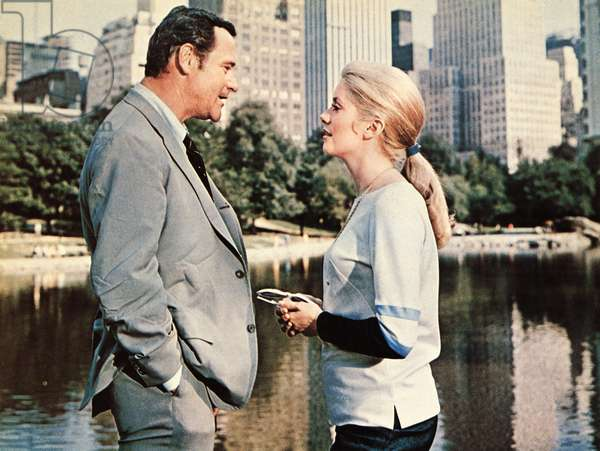 THE APRIL FOOLS, Jack Lemmon, Catherine Deneuve, 1969