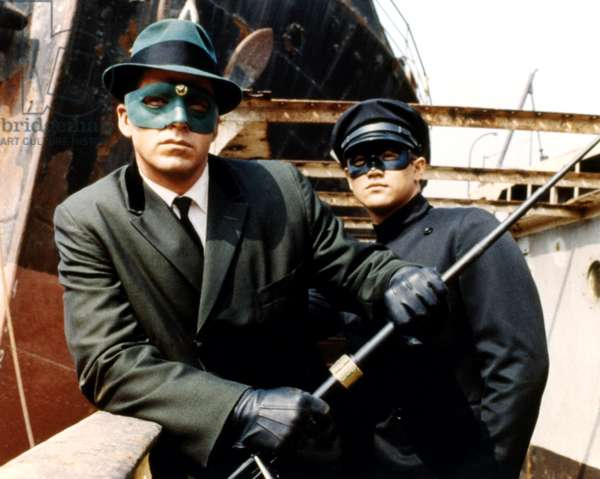 THE GREEN HORNET, Van Williams, Bruce Lee, 1966-67, TM & Copyright (c) 20th Century Fox Film Corp. All rights reserved.