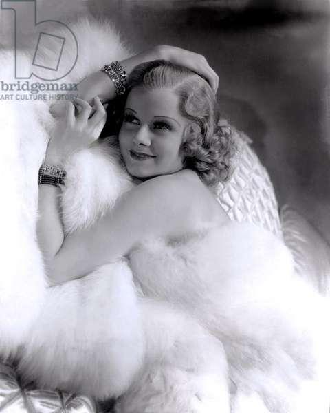JEAN HARLOW, MGM, 1930s