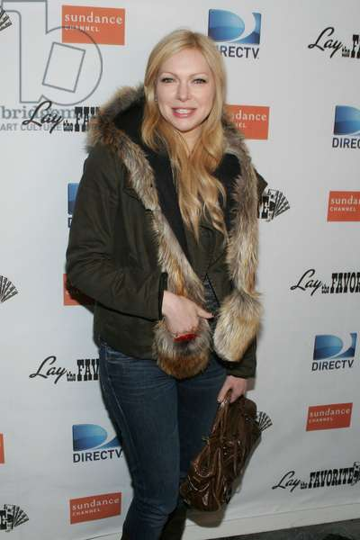 Laura Prepon at the after-party for LAY THE FAVORITE Post-Premiere Cast Party at the 2012 Sundance Film Festival, Goodnight Gansevoort at The One Group House, Park City, UT January 21, 2012. Photo By: James Atoa/Everett Collection