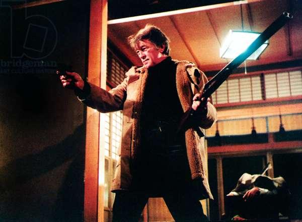 THE YAKUZA Robert Mitchum, 1974