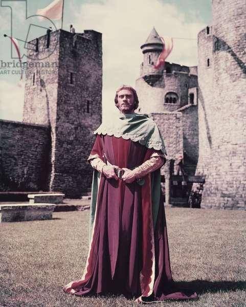 KNIGHTS OF THE ROUND TABLE, Mel Ferrer as King Arthur, 1953 tkotrt1953-fsct14(tkotrt1953-fsct14)