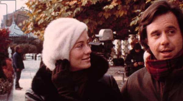 DAISY MILLER, Cybill Shepherd, Director Peter Bogdanovich, 1974.