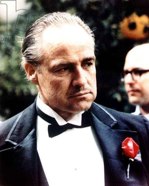 THE GODFATHER, Marlon Brando, 1972