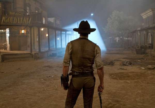 Cowboys & Envahisseurs: COWBOYS & ALIENS, Daniel Craig, 2011. ©Universal Pictures/Courtesy Everett Collection