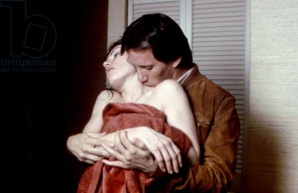 VIDEODROME, Deborah Harry, James Woods, 1983, (c)Universal/courtesy Everett Collection