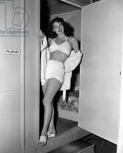 Ava Gardner, 10/1/48