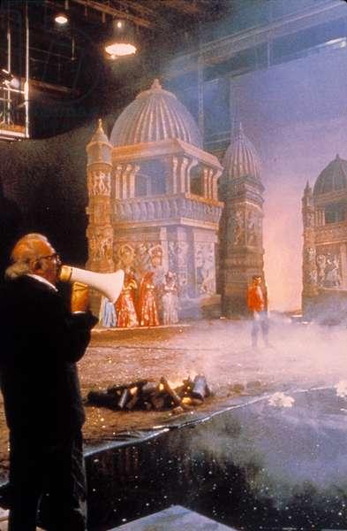 INTERVISTA, Federico Fellini, 1987.