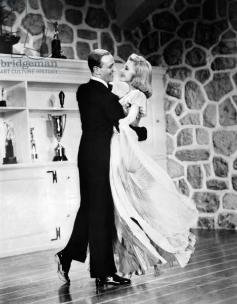 Amanda CAREFREE: CAREFREE, from left: Fred Astaire, Ginger Rogers, 1938