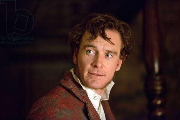 Jane Eyre: JANE EYRE, Michael Fassbender, 2011. ph: Laurie Sparham/©Focus Features/Courtesy Everett Collection