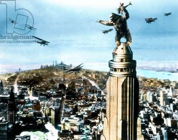 King Kong: KING KONG, 1933