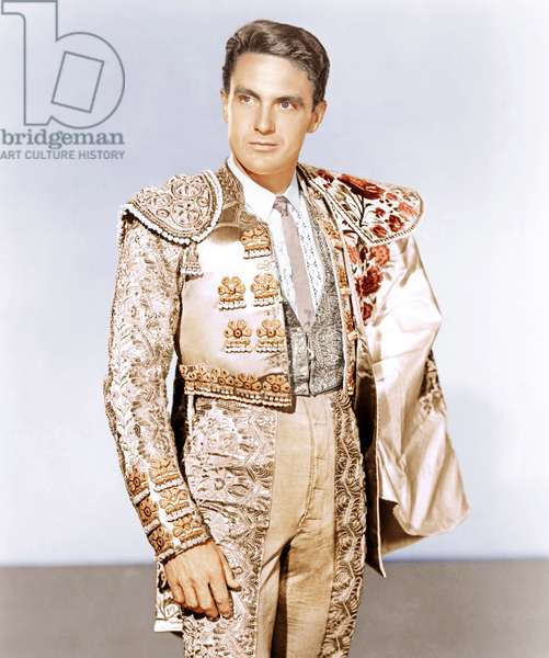 La dame et le tor´ador: BULLFIGHTER AND THE LADY, Robert Stack, 1951