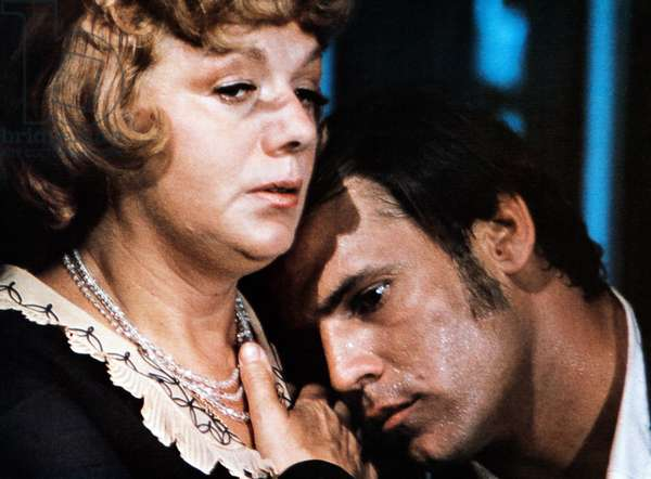 BLOODY MAMA, from left: Shelley Winters, Don Stroud, 1970