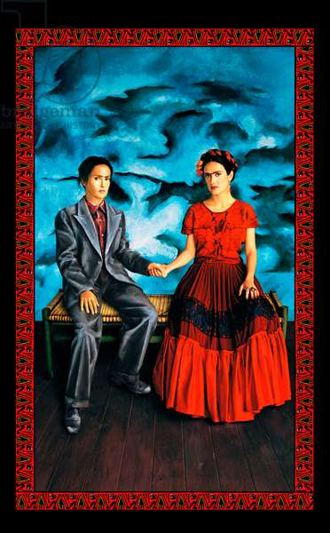 FRIDA, right: Salma Hayek (as Frida Kahlo), 2002