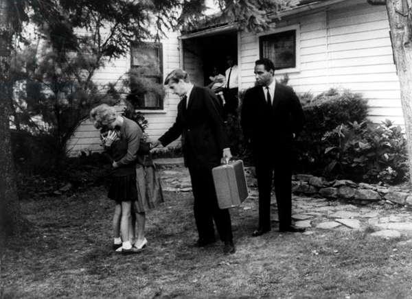 ONE POTATO, TWO POTATO, Barbara Barrie, Richard Mulligan, Bernie Hamilton, 1964