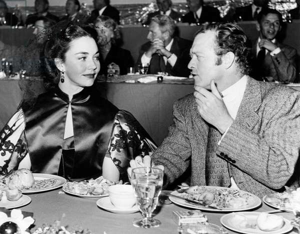 Jennifer Jones et Van Heflin