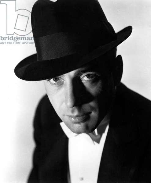 Guerre au Crime: BULLETS OR BALLOTS, Humphrey Bogart, 1936