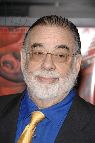 Francis Ford Coppola at arrivals for YOUTH WITHOUT YOUTH West Coast premiere, WGA Theatre, Beverly Hills, CA, December 07, 2007. Photo by: Michael Germana/Everett Collection