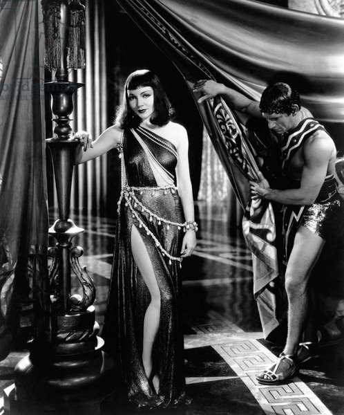 Le Signe de la Croix: THE SIGN OF THE CROSS, Claudette Colbert, 1932